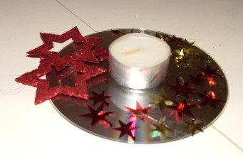 CD Kerzenständer