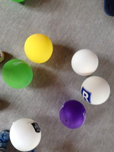 Bewegungspiel mit Luftballon