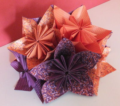 Origami Blume