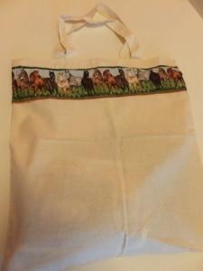 Pferdetasche