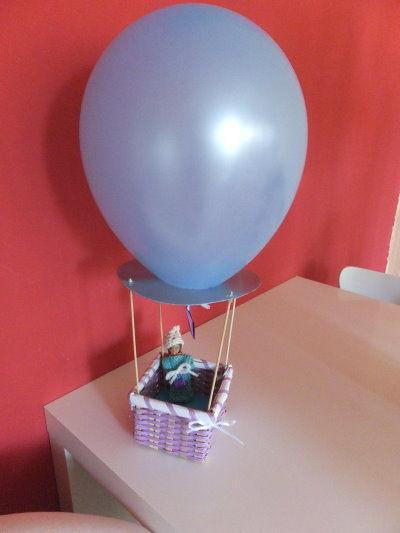 Heiluftballon Fr Die Puppe Mit Puppen Spielen
