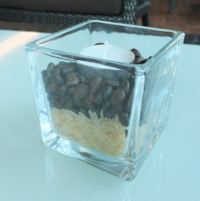 Teelichtwindglas