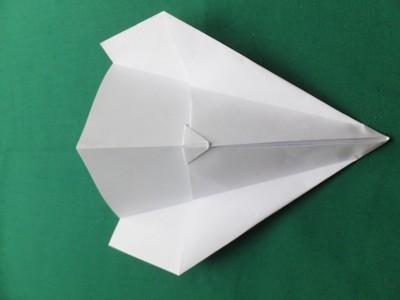 Flugzeug Aus Papier Papier Falten Mit Kindern