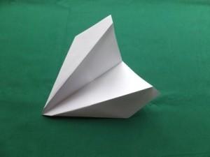 Flugzeug aus Papier