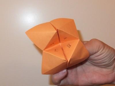 Origami Spiele