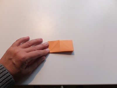 Origami Grundform Salzfass