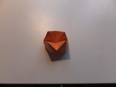 frosch falten aus papier eine origami idee. Black Bedroom Furniture Sets. Home Design Ideas