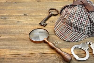 Einladung Detektiv