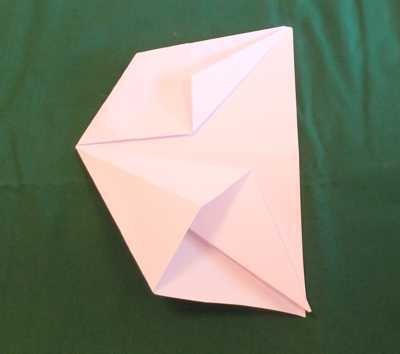 Alpha Jet Papierflugzeuge falten