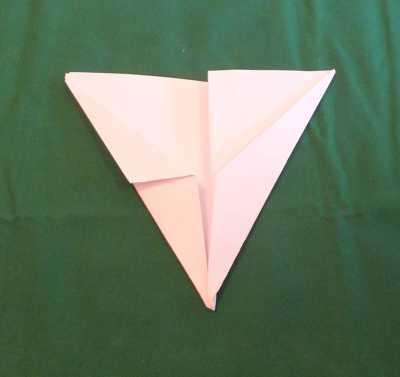 Papierflugzeuge falten: Alpha Jet 14