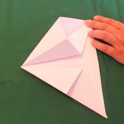 Alpha Jet 8 Papierflugzeuge falten