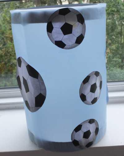 Fußball - Laterne