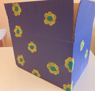 Geschenkverpackung selber herstellen