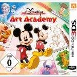 """Zeichnen lernen mit """"Disney Art Academy"""" für Nintendo 3DS</span>"""