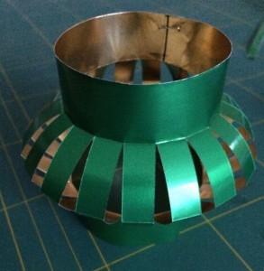 Metallfolie basteln