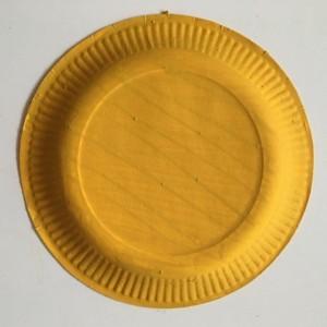 Bastelideen mit dem Pappteller