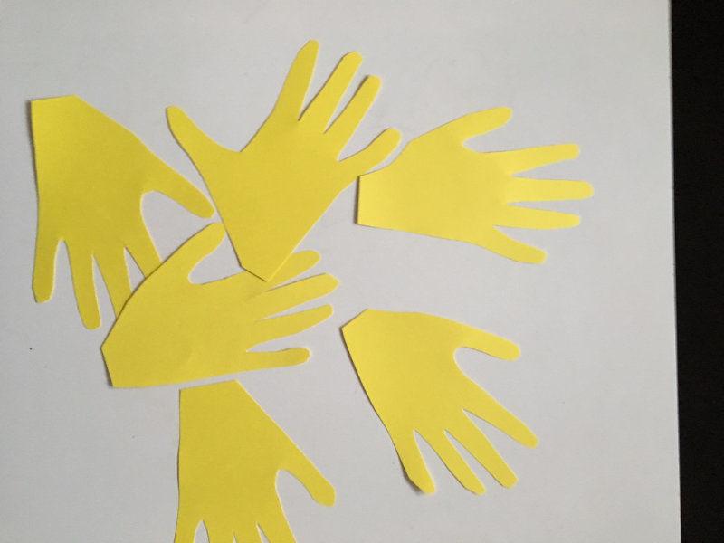 Eine Sonne Basteln Bastelideen Mit Dem Pappteller