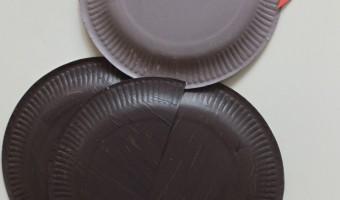 Ideen Pappteller - Kücken