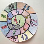 Countdown Schlange