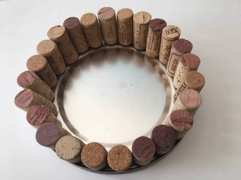 Weinkorken - Basteltipp
