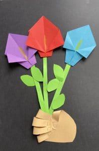 Blumenstrauß - Blumengruss